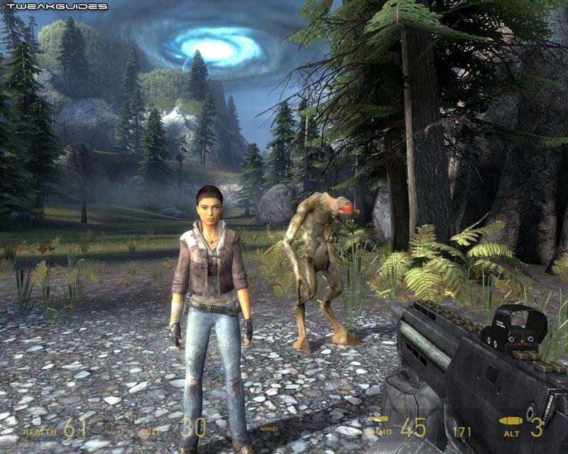 Half Life 2 (c) Valve