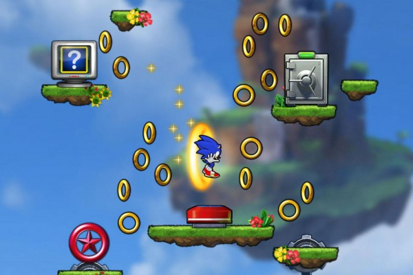 Sonic Jump (c) Hardlight Games
